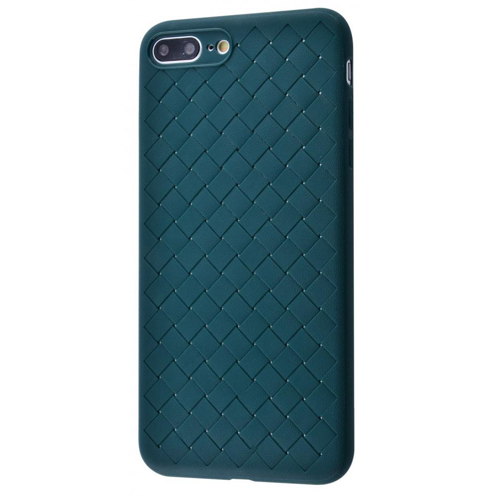 Weaving Full Case (TPU) iPhone 7 Plus/8 Plus - фото 2