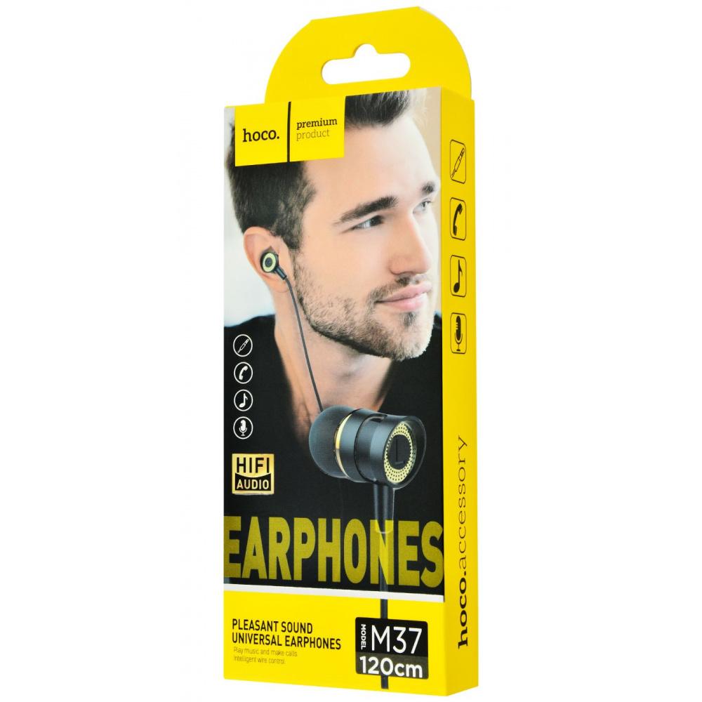 Наушники Hoco M37 Pleasant Sound With Microphone - фото 1
