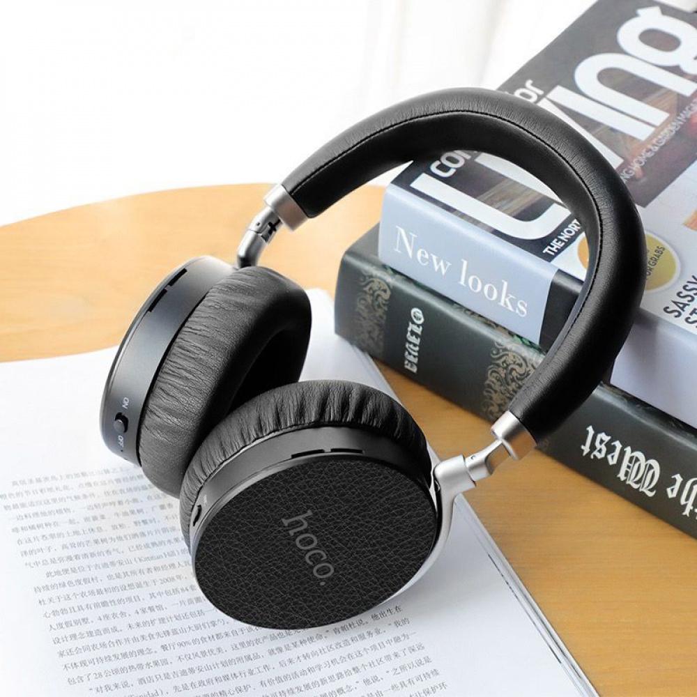 Наушники Hoco S3 Nature Sound Active Noise Control Bluetooth - фото 7