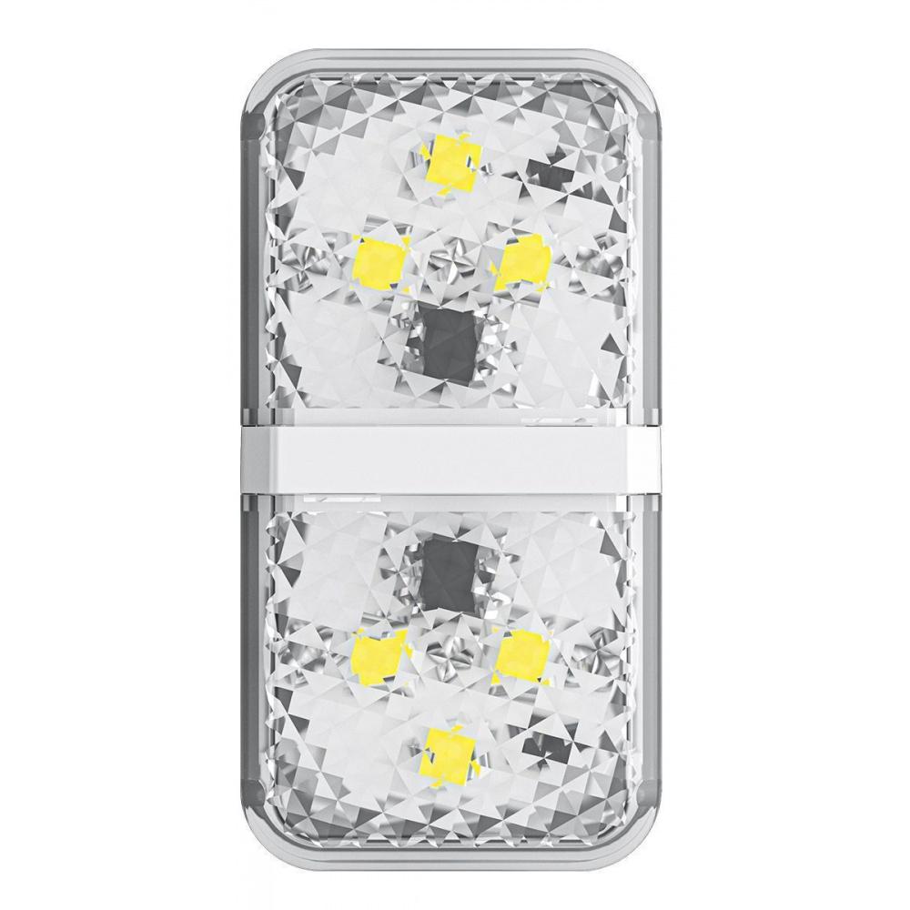 Дверная Автомобильная Лампа Baseus Warning Light (2pcs/pack) - фото 9