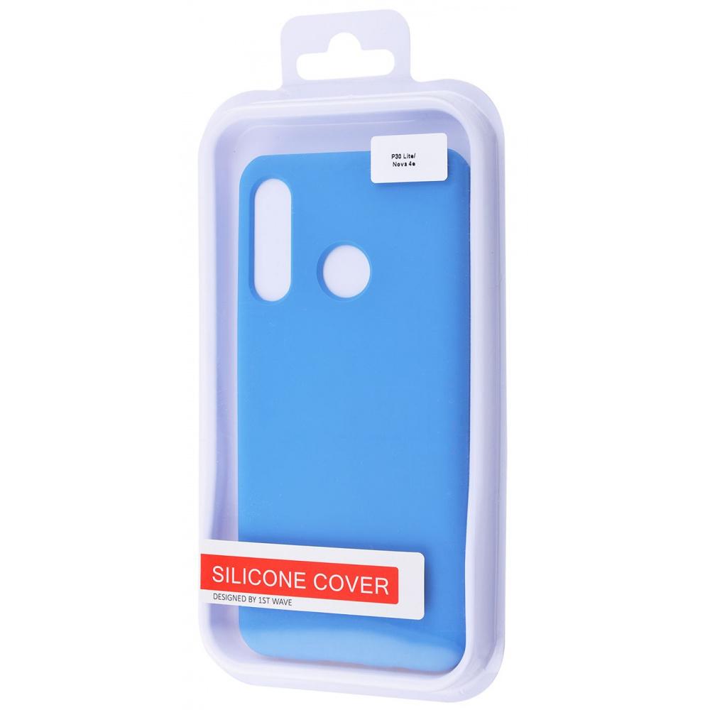 WAVE Full Silicone Cover Huawei P30 Lite/Nova 4e - фото 1