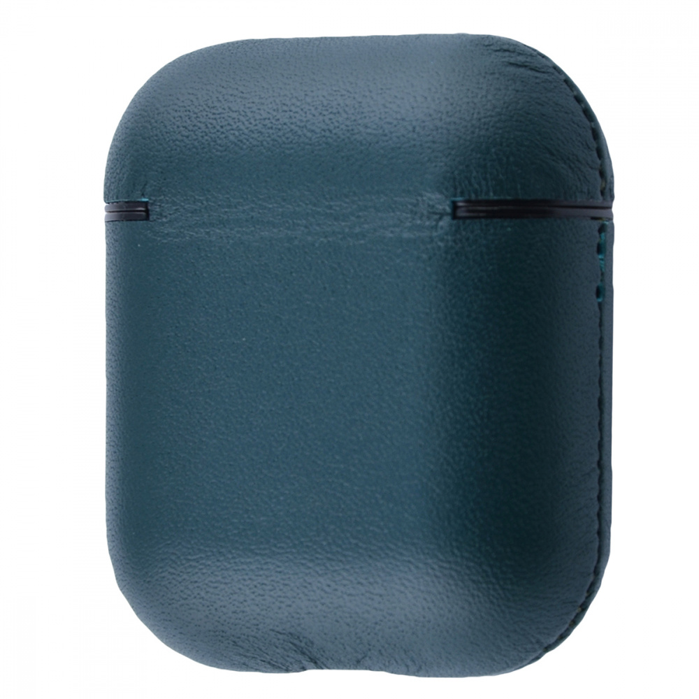 Leather Case (Leather) for AirPods 1/2 - фото 2