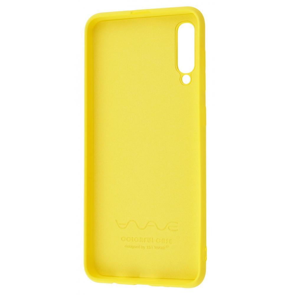 WAVE Colorful Case (TPU) Samsung Galaxy A30s/A50 (A307F/A505F) - фото 1