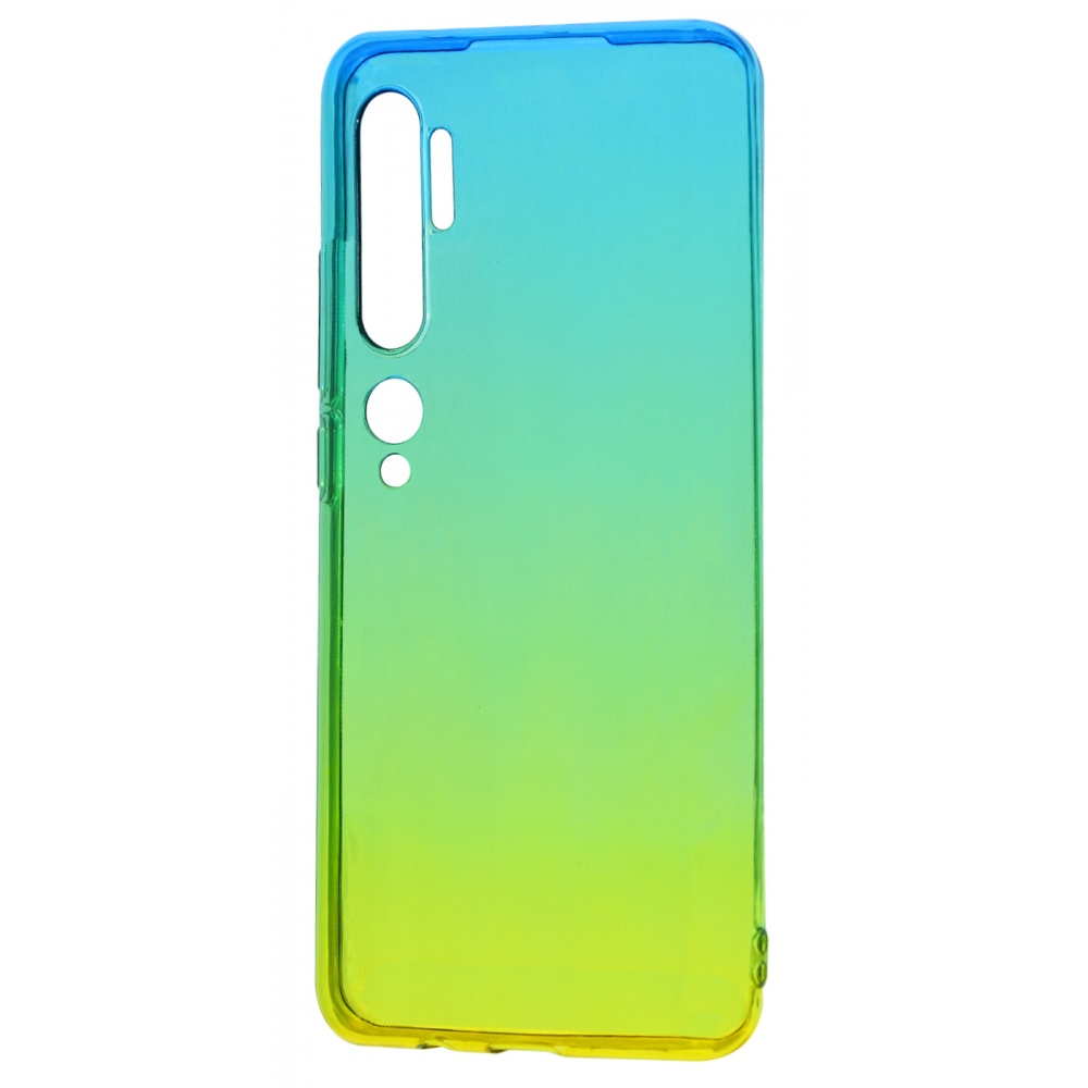 Силикон 0.5 mm Gradient Design Xiaomi Mi Note 10 - фото 6