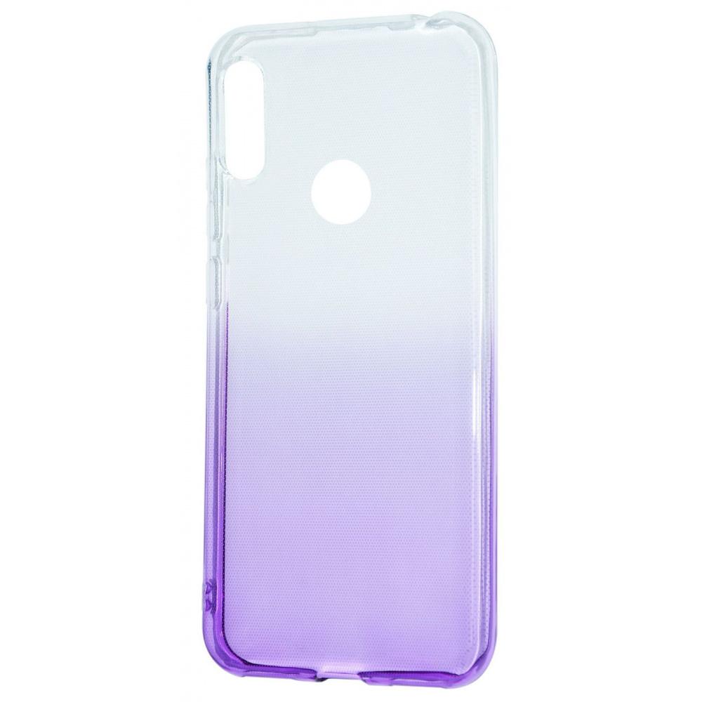 Силикон 0.5 mm Gradient Design Huawei Y6s/Y6 2019/Honor 8A - фото 11