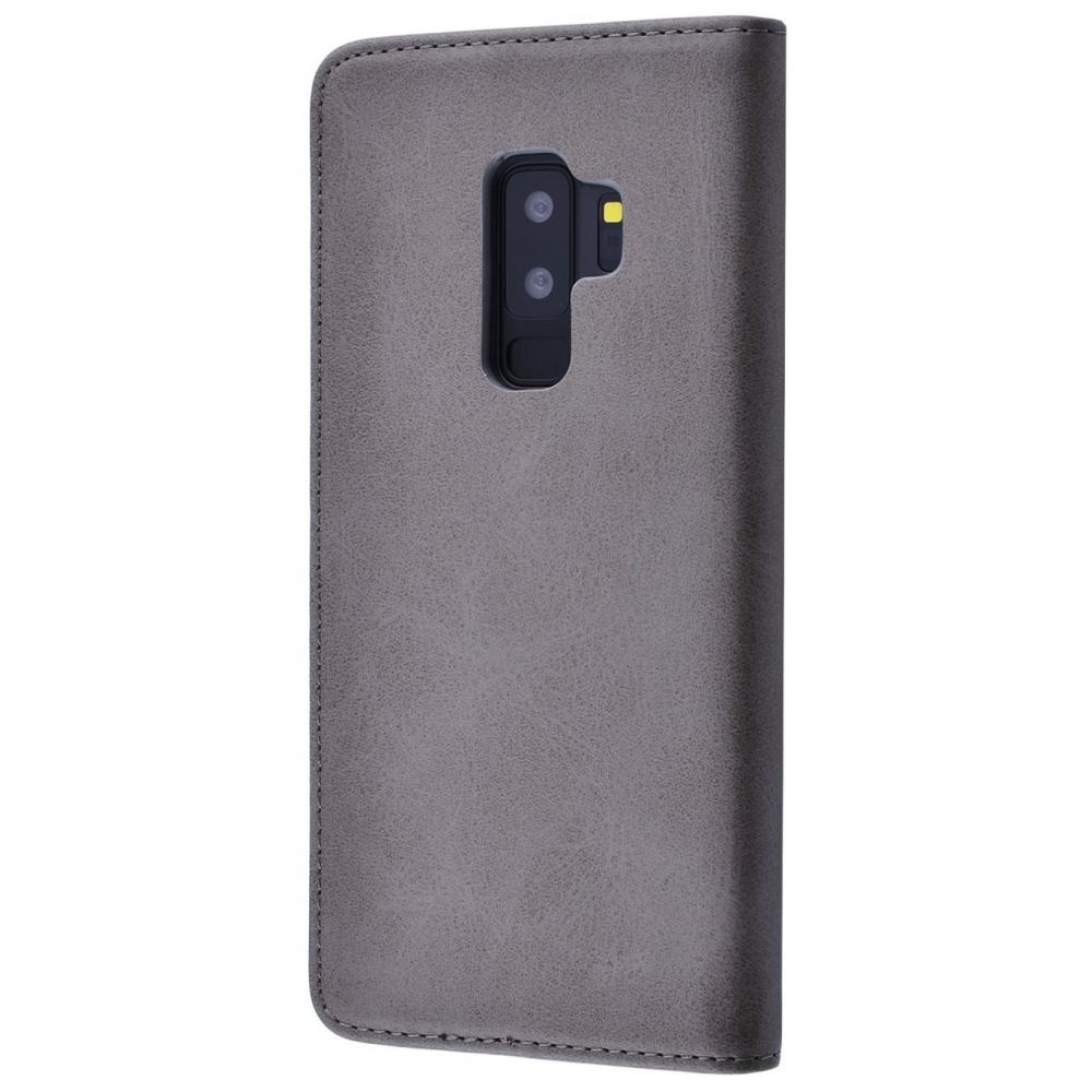 Книжка Black TPU Magnet Samsung Galaxy S9 Plus (G965) - фото 3