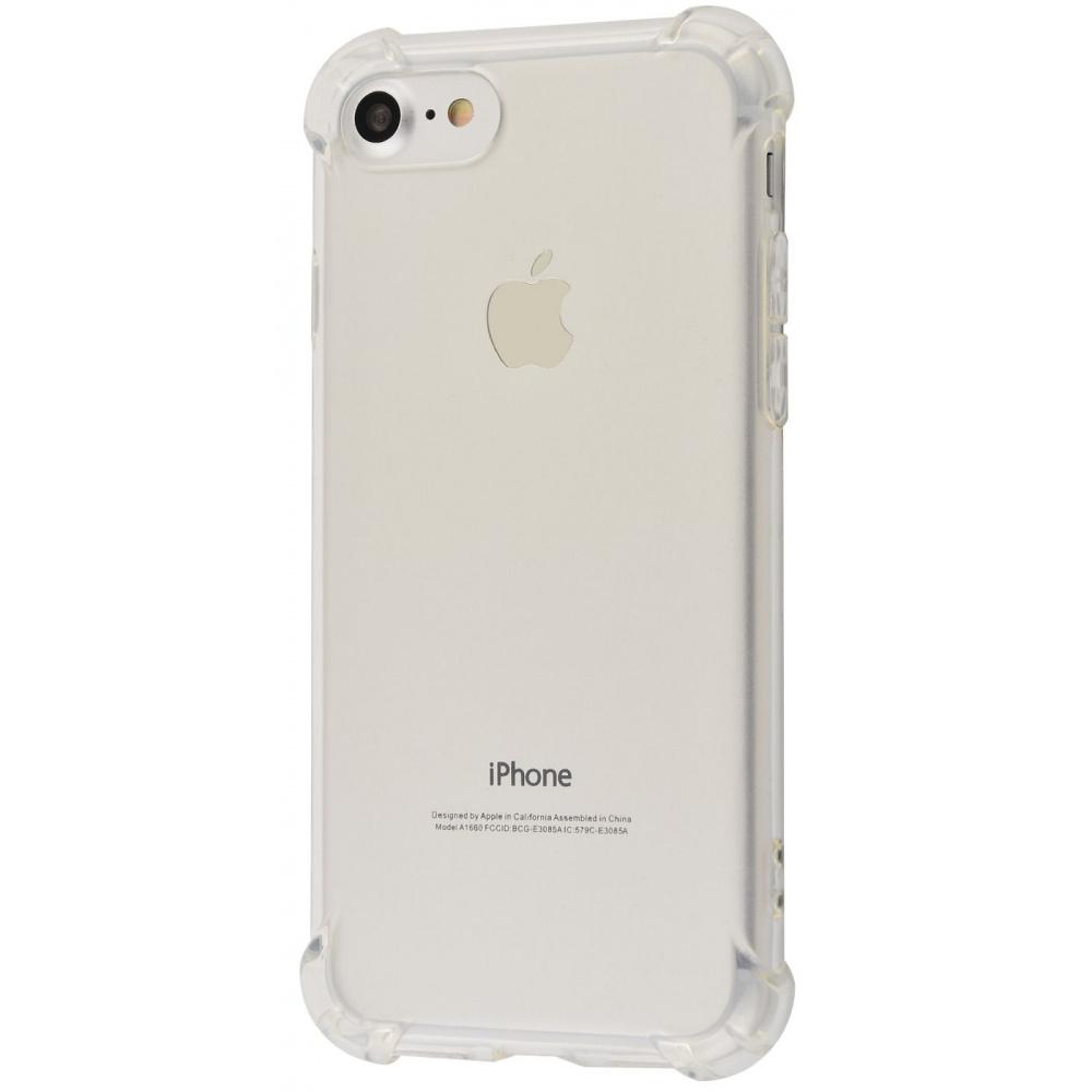 WXD Силикон противоударный iPhone 7/8/SE 2
