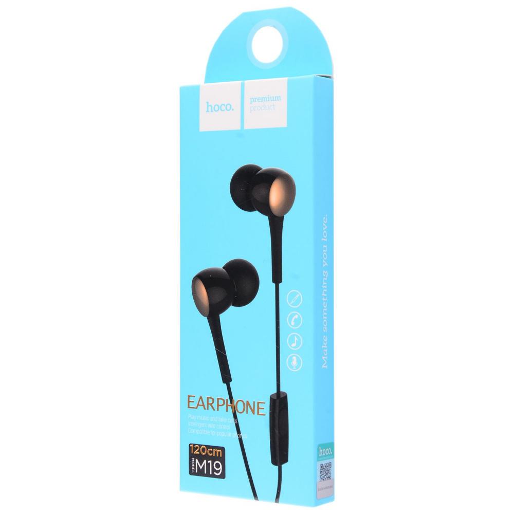 Наушники Hoco M19 Drumbeat With Microphone