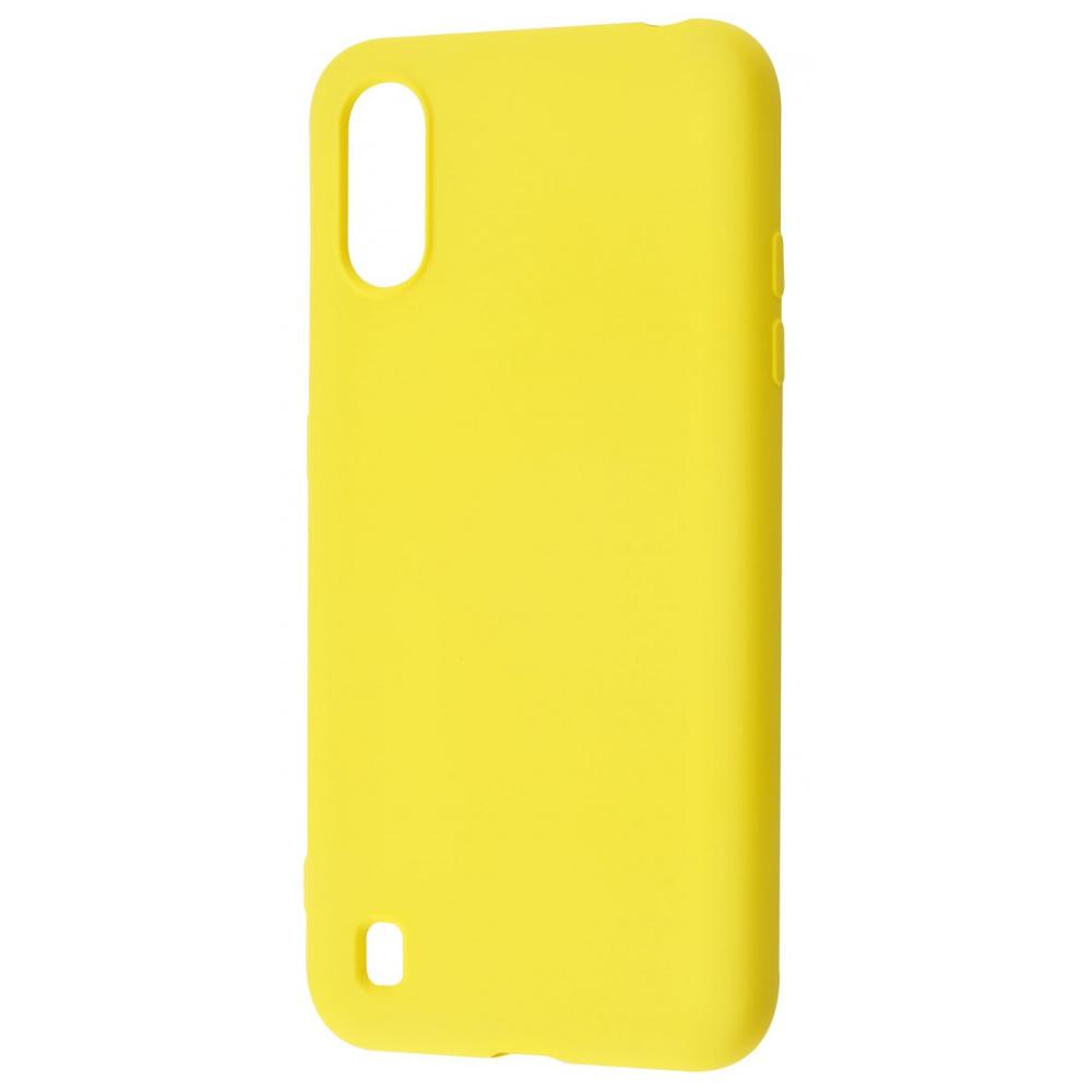 WAVE Colorful Case (TPU) Samsung Galaxy A01 (A015F) - фото 8