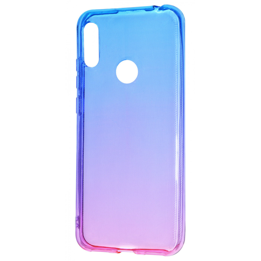 Силикон 0.5 mm Gradient Design Huawei Y6s/Y6 2019/Honor 8A - фото 6