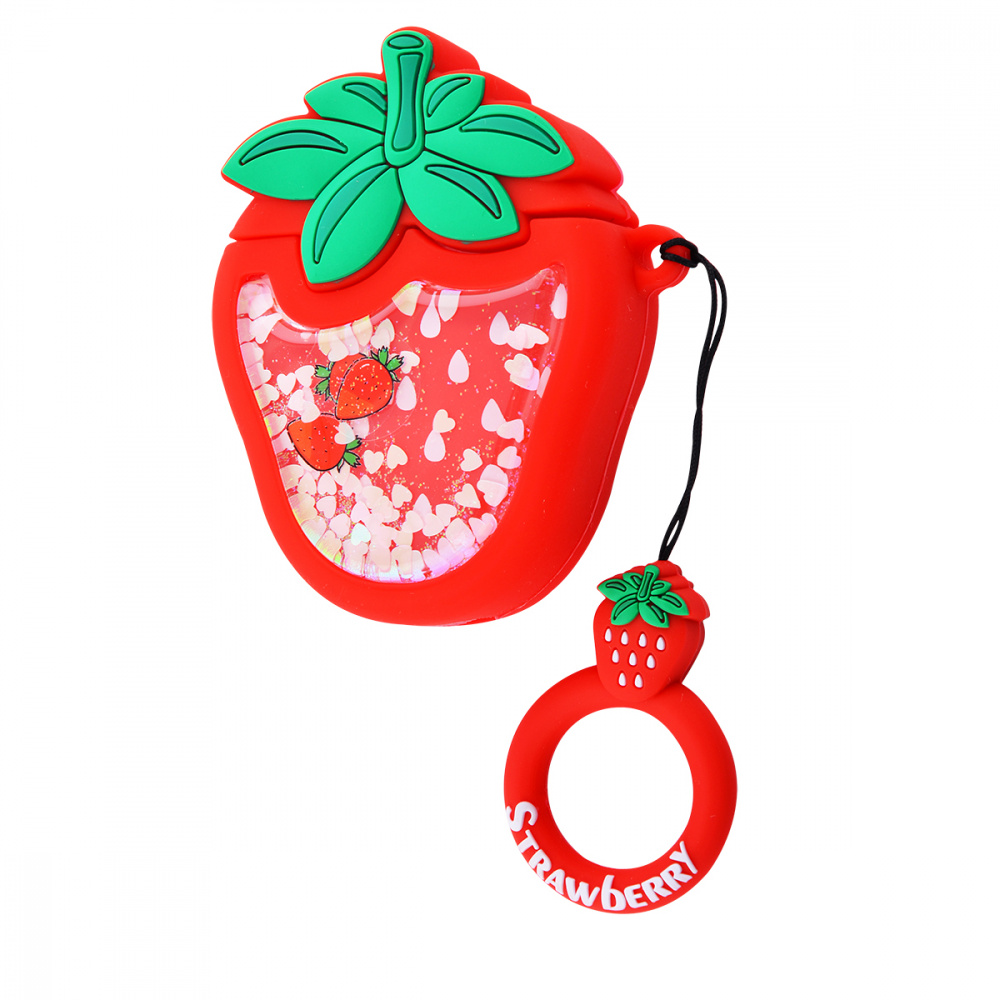 Fruits Case with Sparcles & Water for AirPods - фото 4