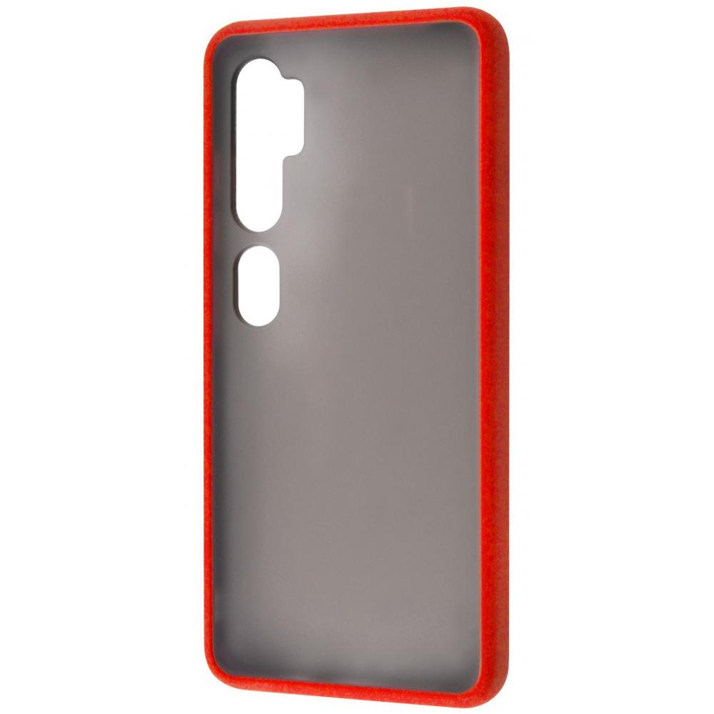 Matte Color Case (TPU) Xiaomi Mi Note 10 - фото 2