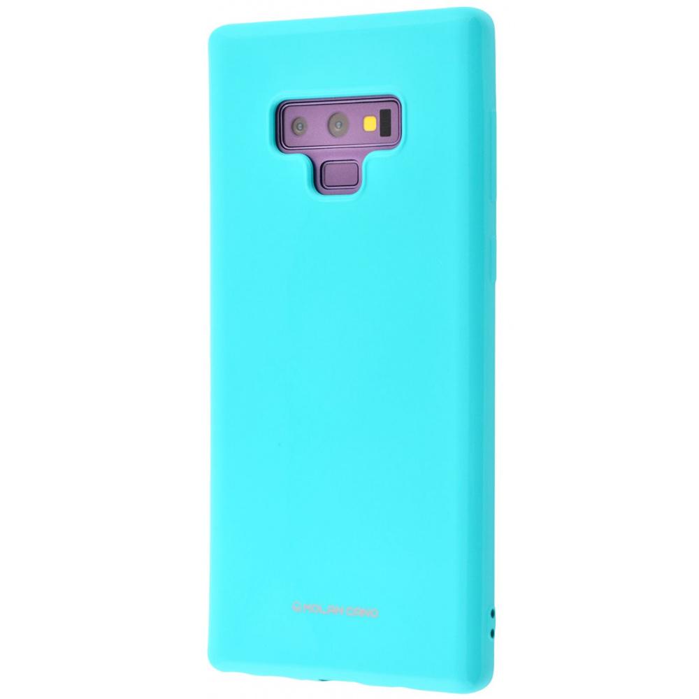 Molan Cano Glossy Jelly Case Samsung Galaxy Note 9
