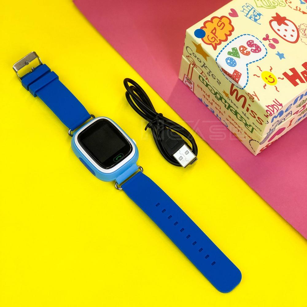 Детские Смарт Часы Q90 With Wi-Fi - фото 1