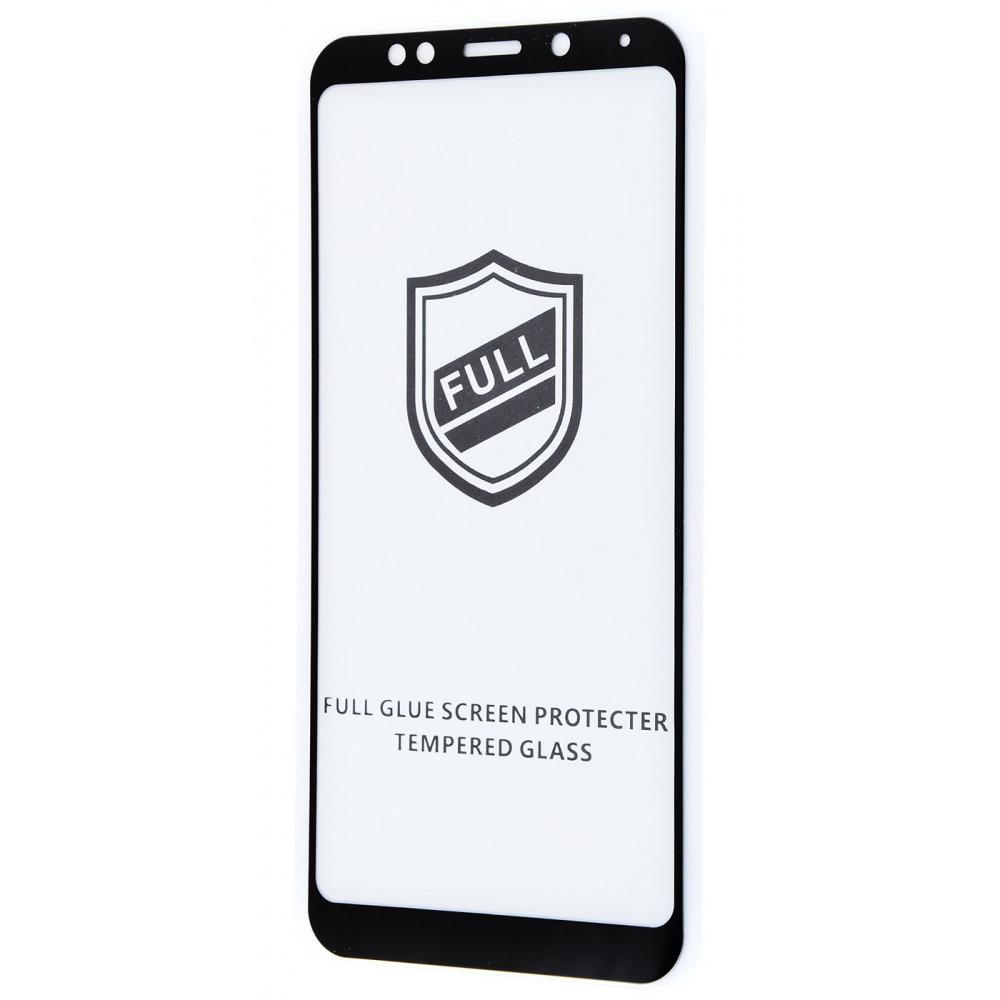 Защитное стекло Full Glue HQ Xiaomi Redmi 5 без упаковки