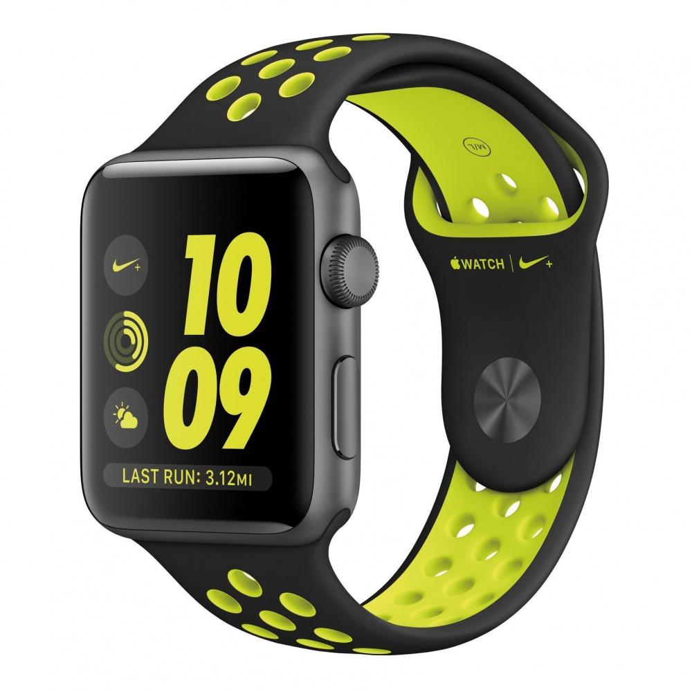 Ремешок Apple Watch Sport Nike+ 42 mm/44 mm - фото 2
