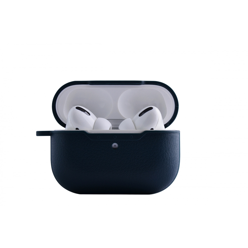Leather Imitation (TPU) Case for AirPods Pro - фото 2