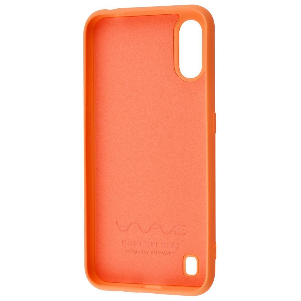 WAVE Colorful Case (TPU) Samsung Galaxy A01 (A015F) - фото 2