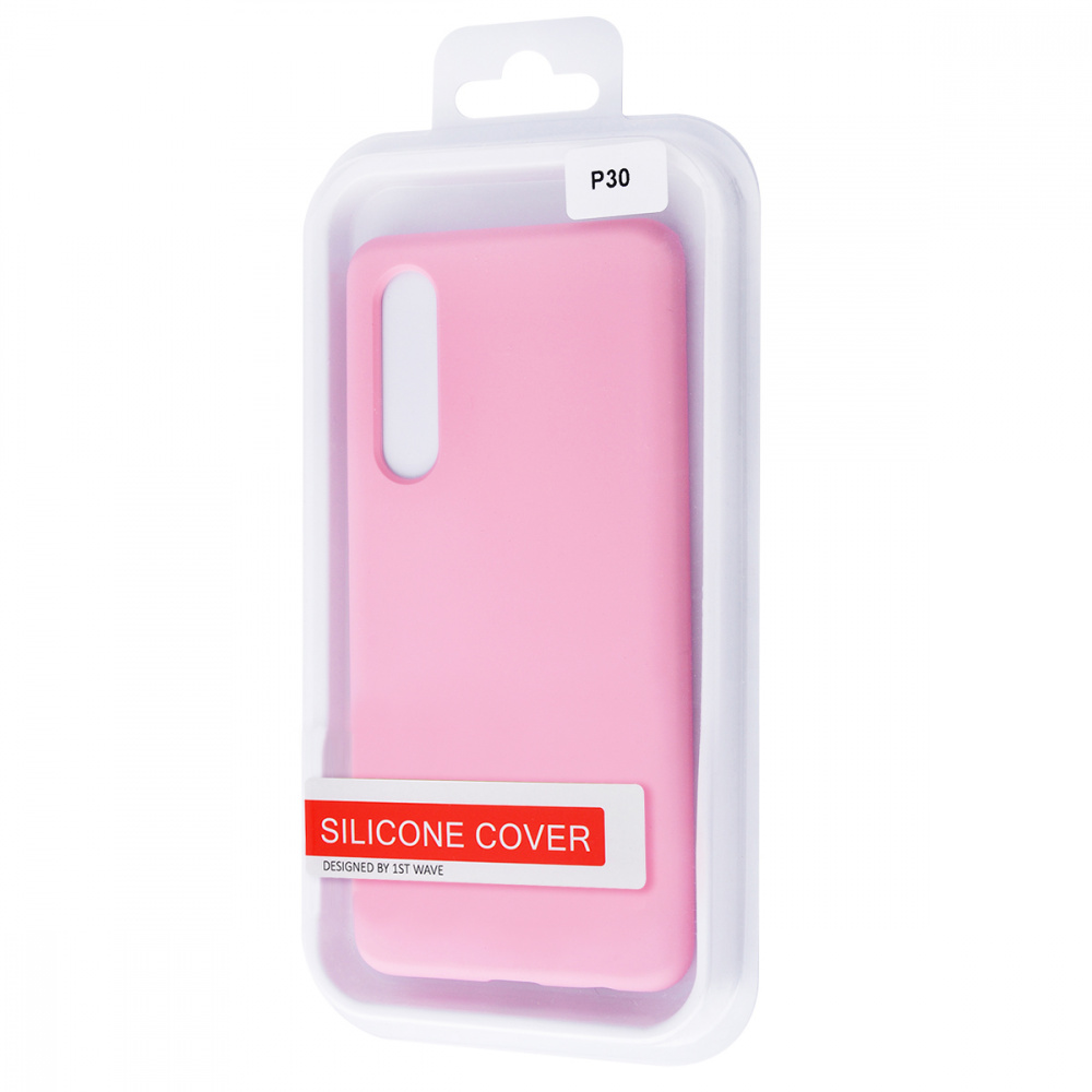 WAVE Full Silicone Cover Huawei P30 - фото 1