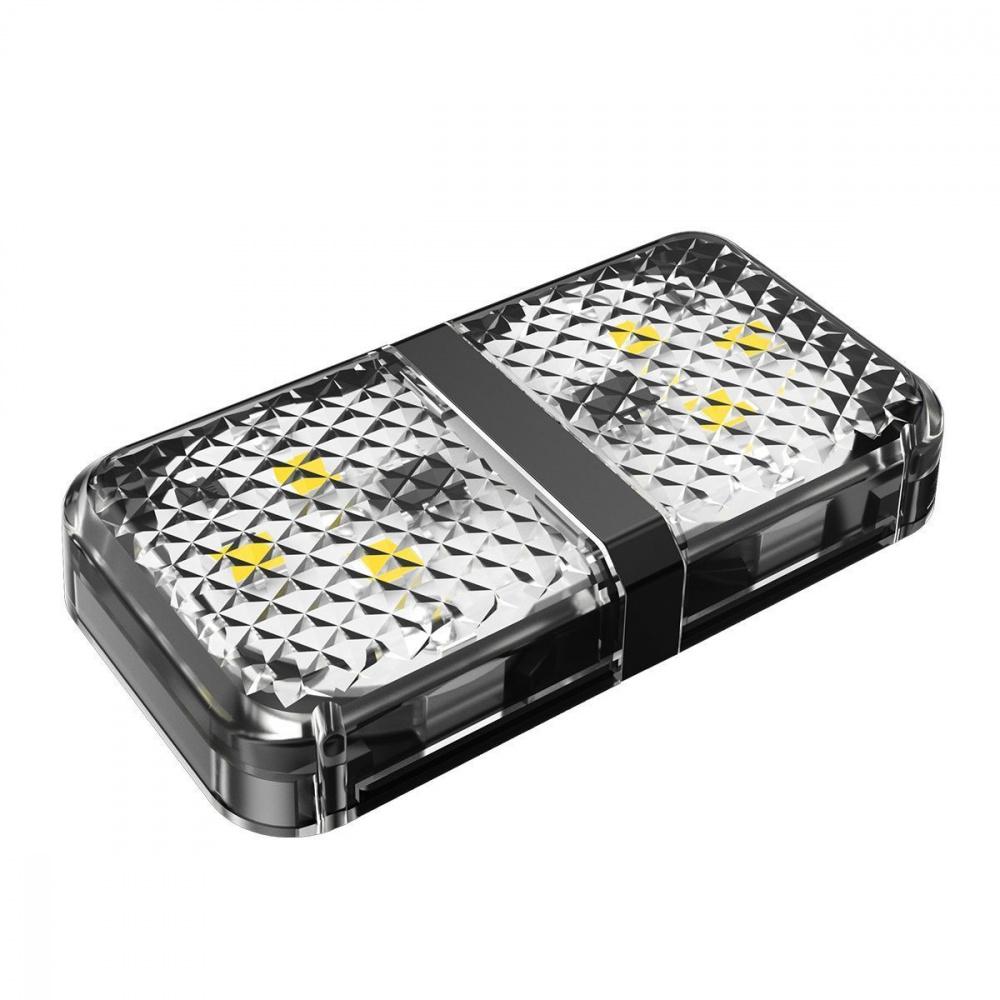 Дверная Автомобильная Лампа Baseus Warning Light (2pcs/pack) - фото 6