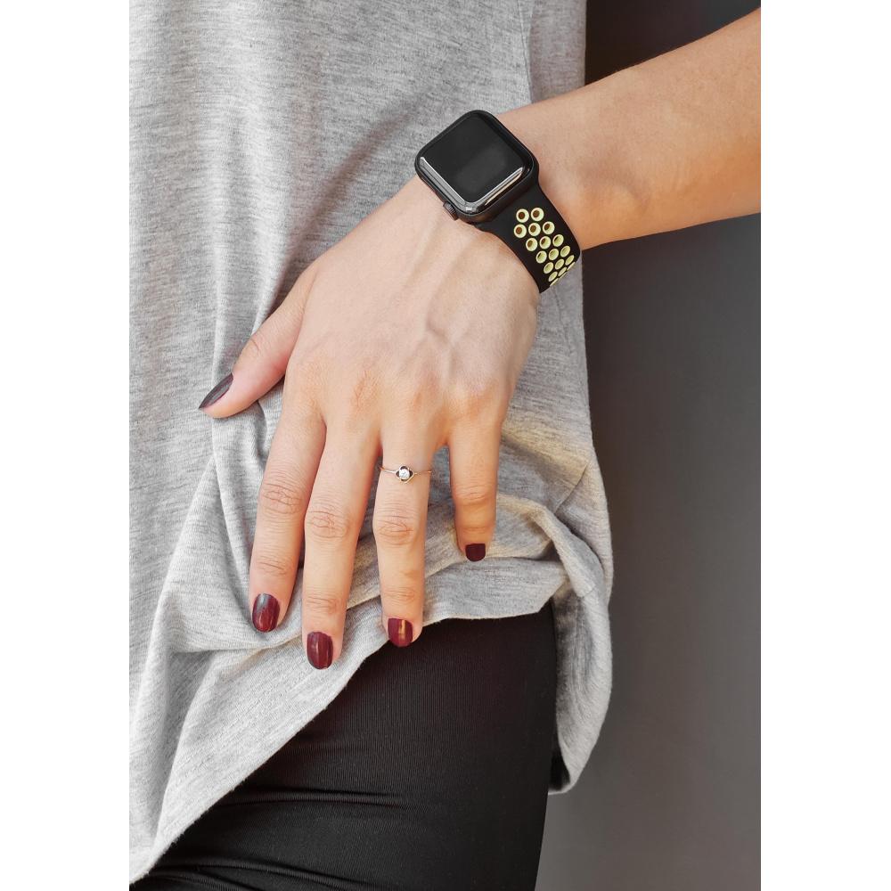 Ремешок Apple Watch Sport Nike+ 42 mm/44 mm - фото 7