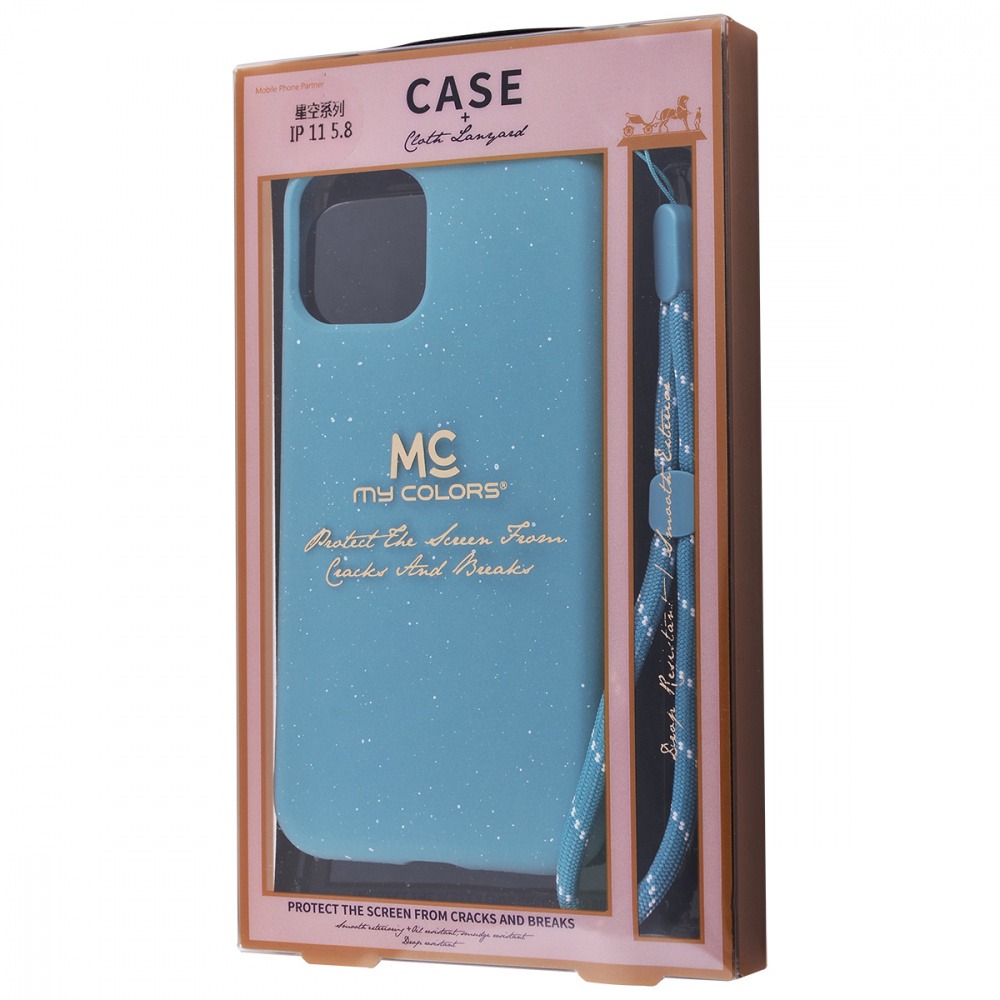 My Colors Eco-Friendly Case (TPU) iPhone 11 Pro - фото 1