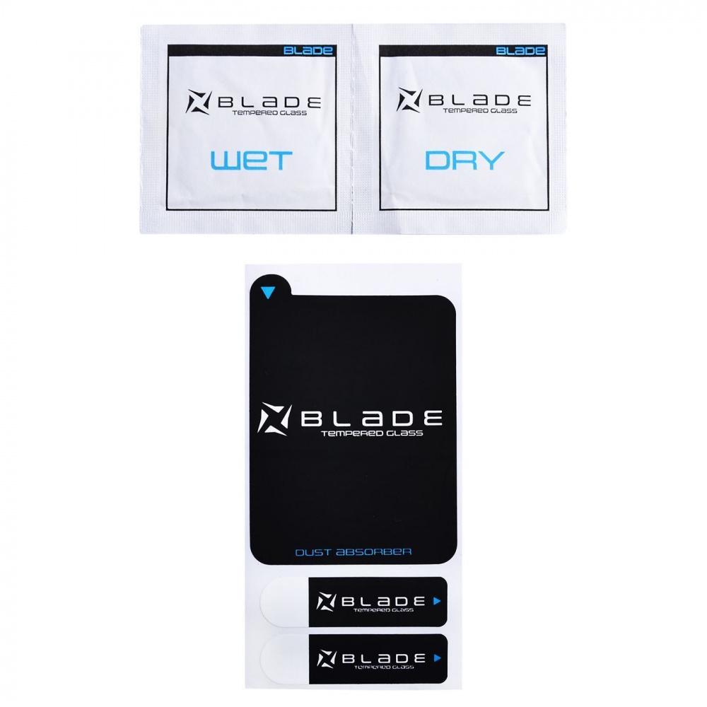 Защитное стекло BLADE PRO Series Full Glue Samsung Galaxy A40 (A405F) - фото 5