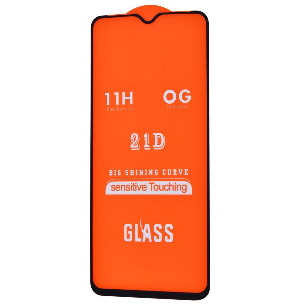 Защитное стекло colour Full Glue Xiaomi Redmi Note 8 Pro без упаковки