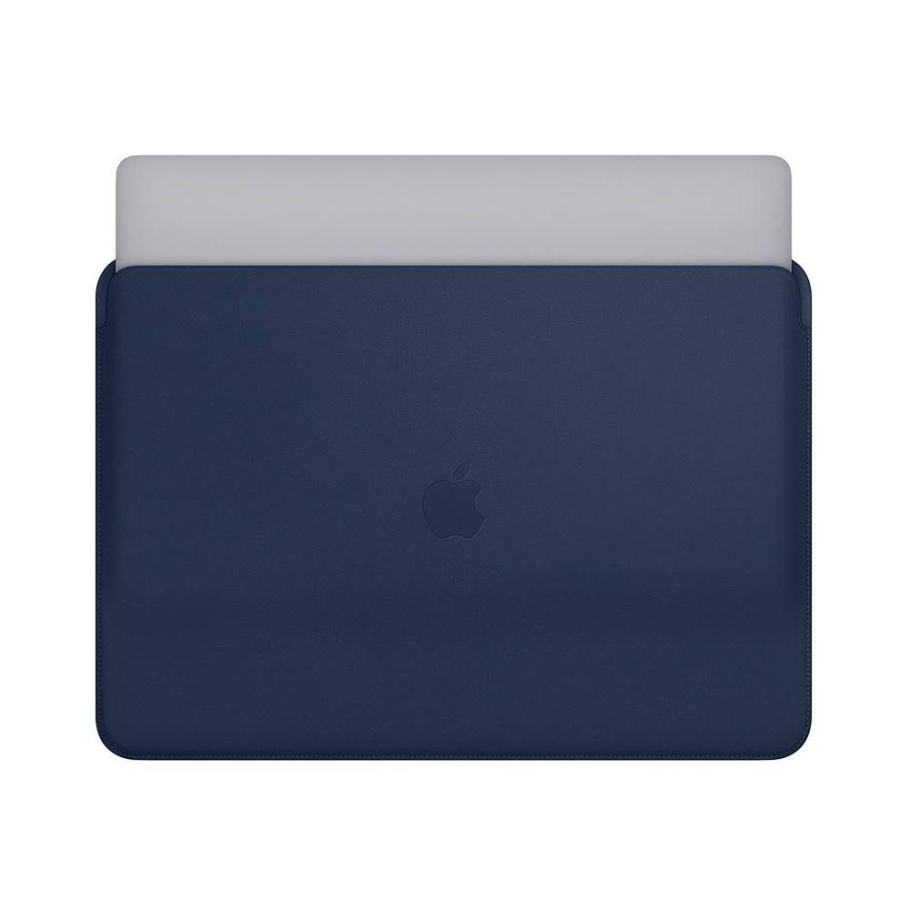"""WIWU Leather Sleeve for MacBook 12"""" - фото 7"""