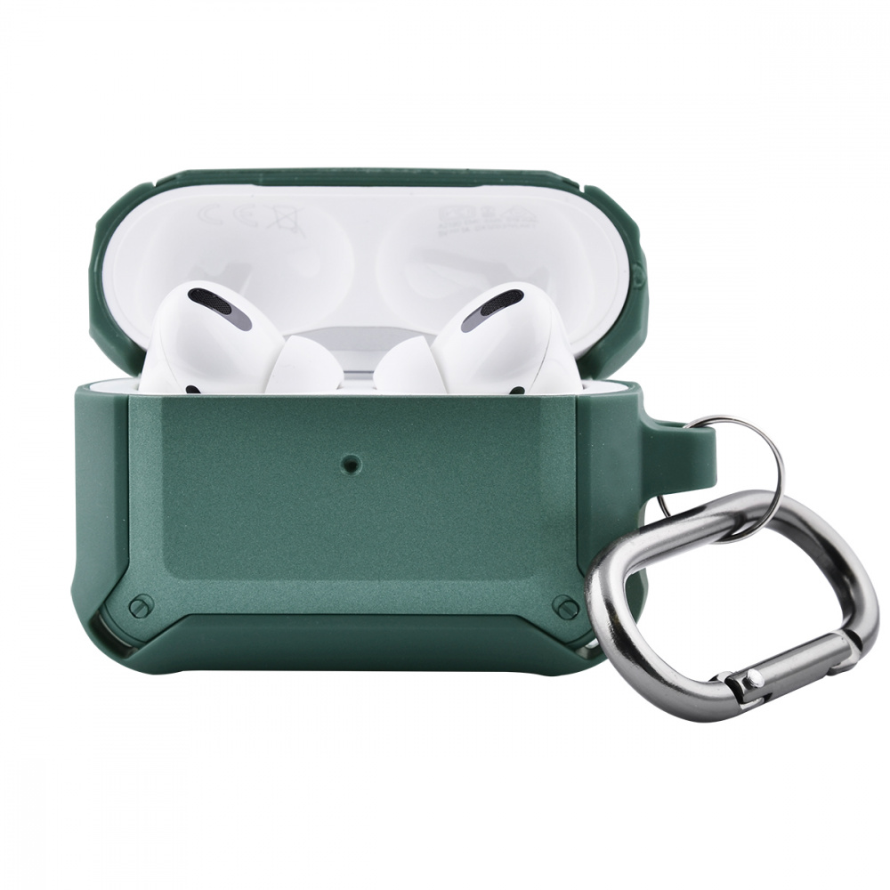 WIWU Mirror Protective Case (TPU+PC) for AirPods Pro - фото 2
