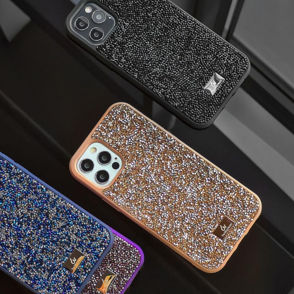 Bling World Grainy Diamonds (TPU) iPhone 6/6s Plus/7 Plus/8 Plus - фото 4