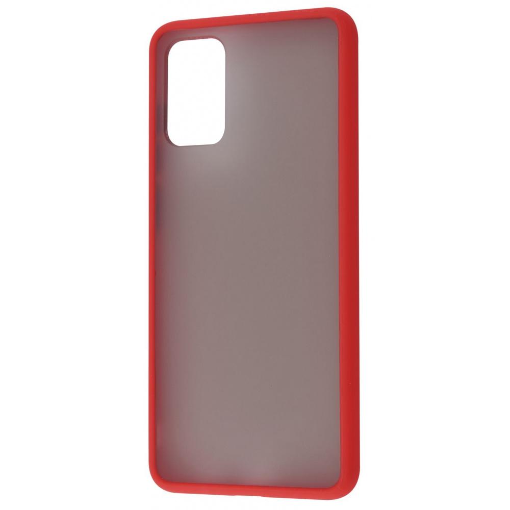 Matte Color Case (TPU) Samsung Galaxy S20 Plus (G985) - фото 3