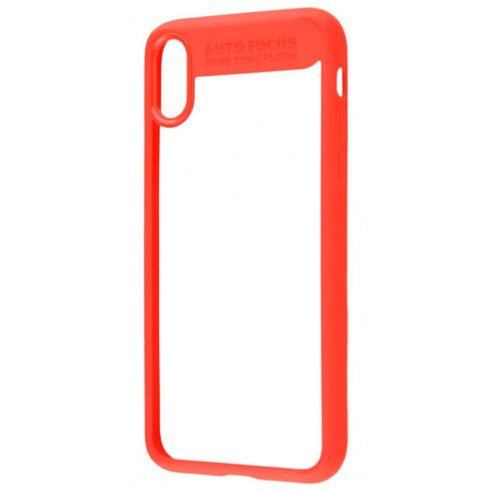 Rock Clarity Series Case (PC+TPU) iPhone X - фото 1