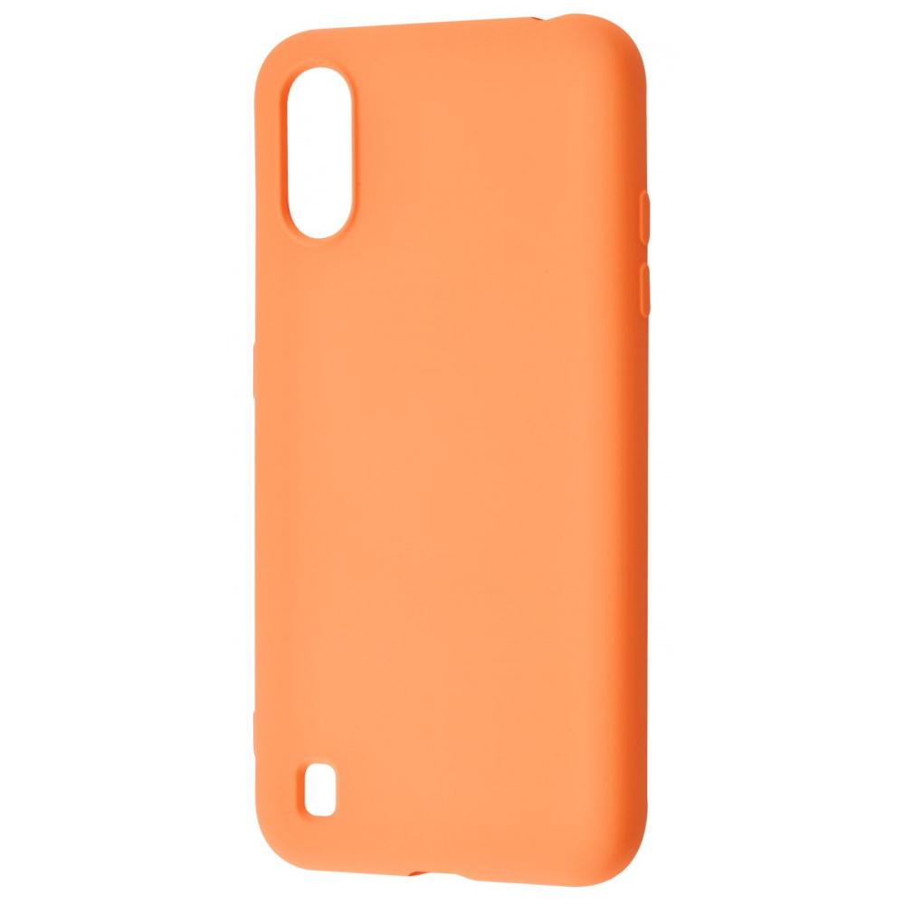 WAVE Colorful Case (TPU) Samsung Galaxy A01 (A015F) - фото 10