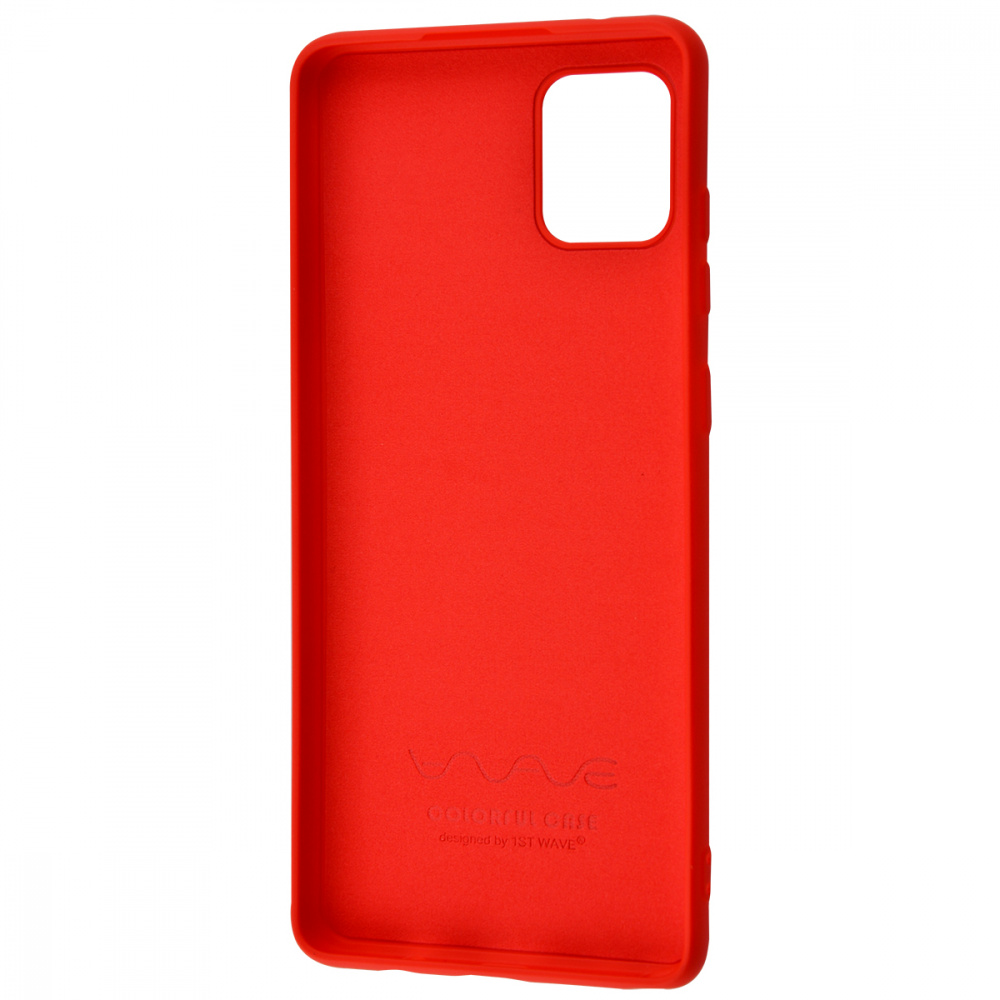 WAVE Colorful Case (TPU) Samsung Galaxy Note 10 Lite (N770F) - фото 2