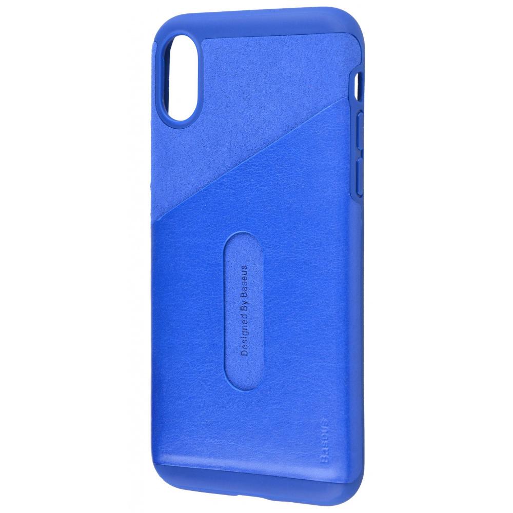 Baseus Card Pocket Case iPhone X