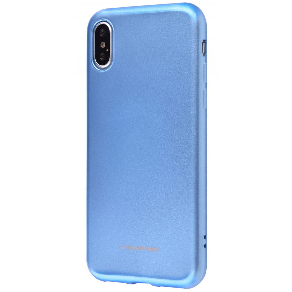 Molan Cano Glossy Jelly Case iPhone Xs Max - фото 2