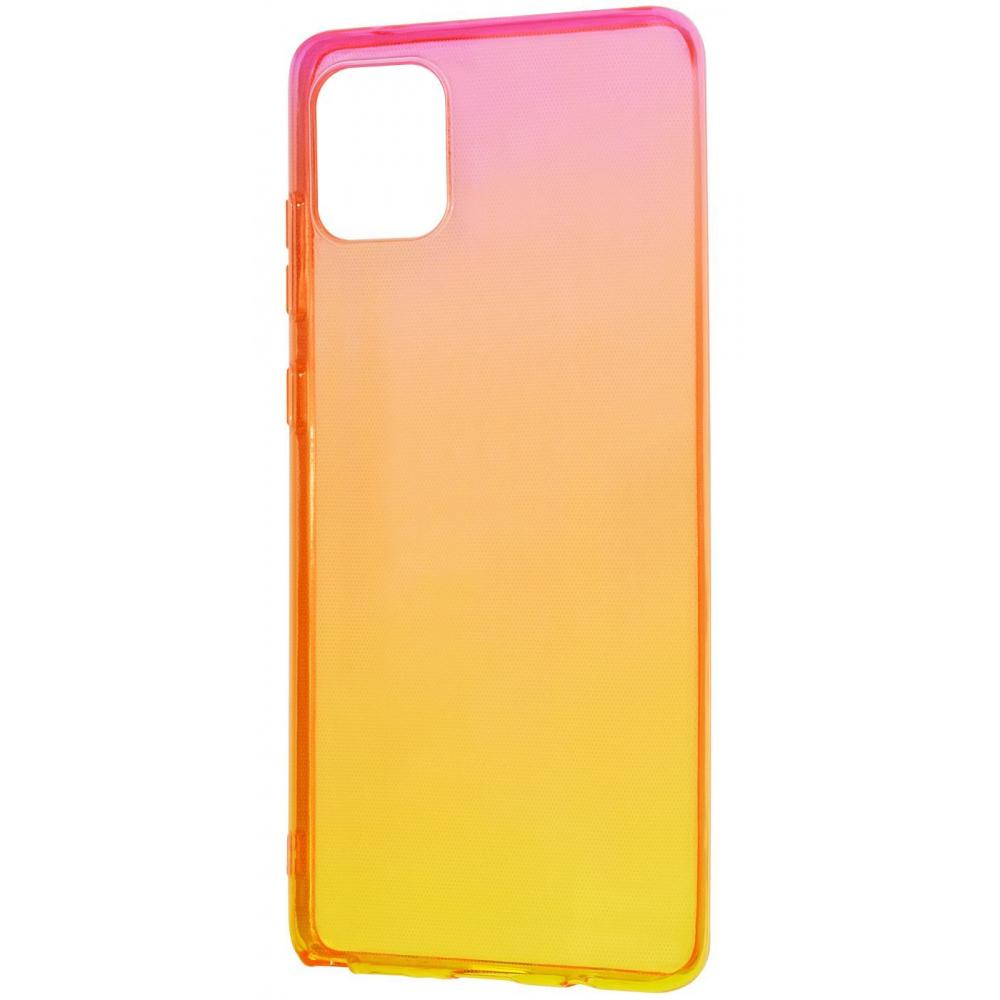 Силикон 0.5 mm Gradient Design Samsung Galaxy Note 10 Lite (N770F) - фото 7