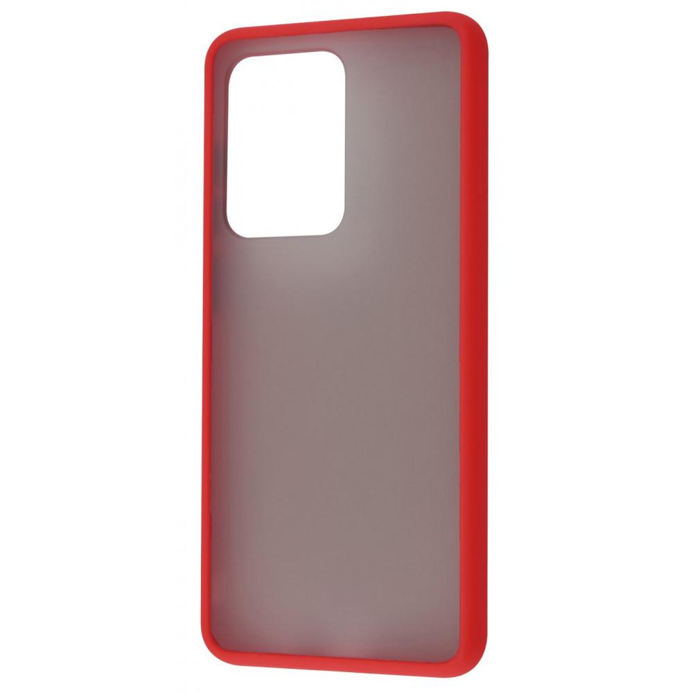 Matte Color Case (TPU) Samsung Galaxy S20 Ultra (G988B) - фото 4