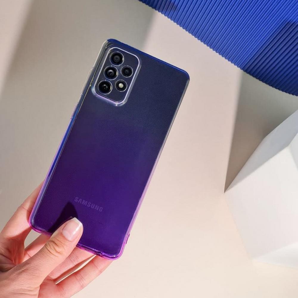Силикон 0.5 mm Gradient Design Samsung Galaxy Note 10 Lite (N770F) - фото 5