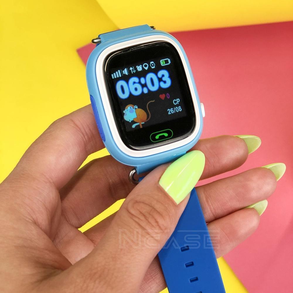 Детские Смарт Часы Q90 With Wi-Fi - фото 2