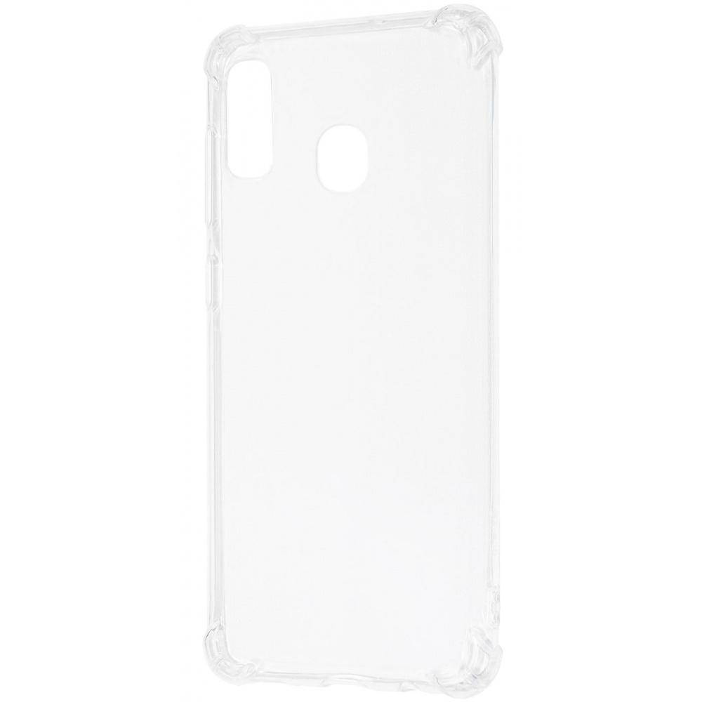 WXD Силикон противоударный Samsung Galaxy M20 (M205F)