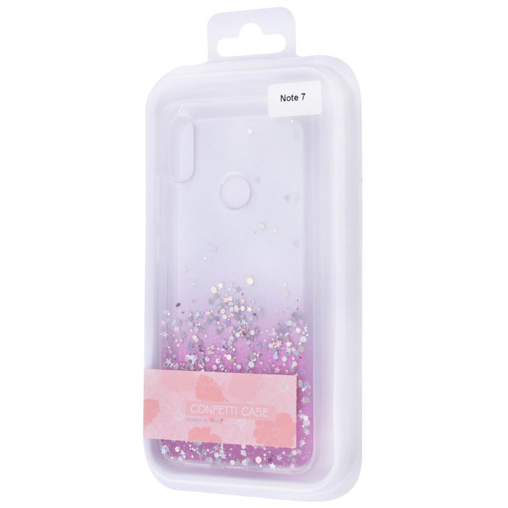 WAVE Confetti Case (TPU) Xiaomi Redmi Note 7 - фото 1