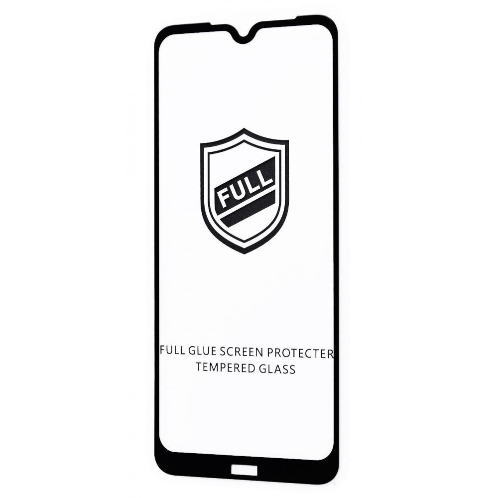 Защитное стекло Full Glue HQ Xiaomi Redmi Note 8T без упаковки