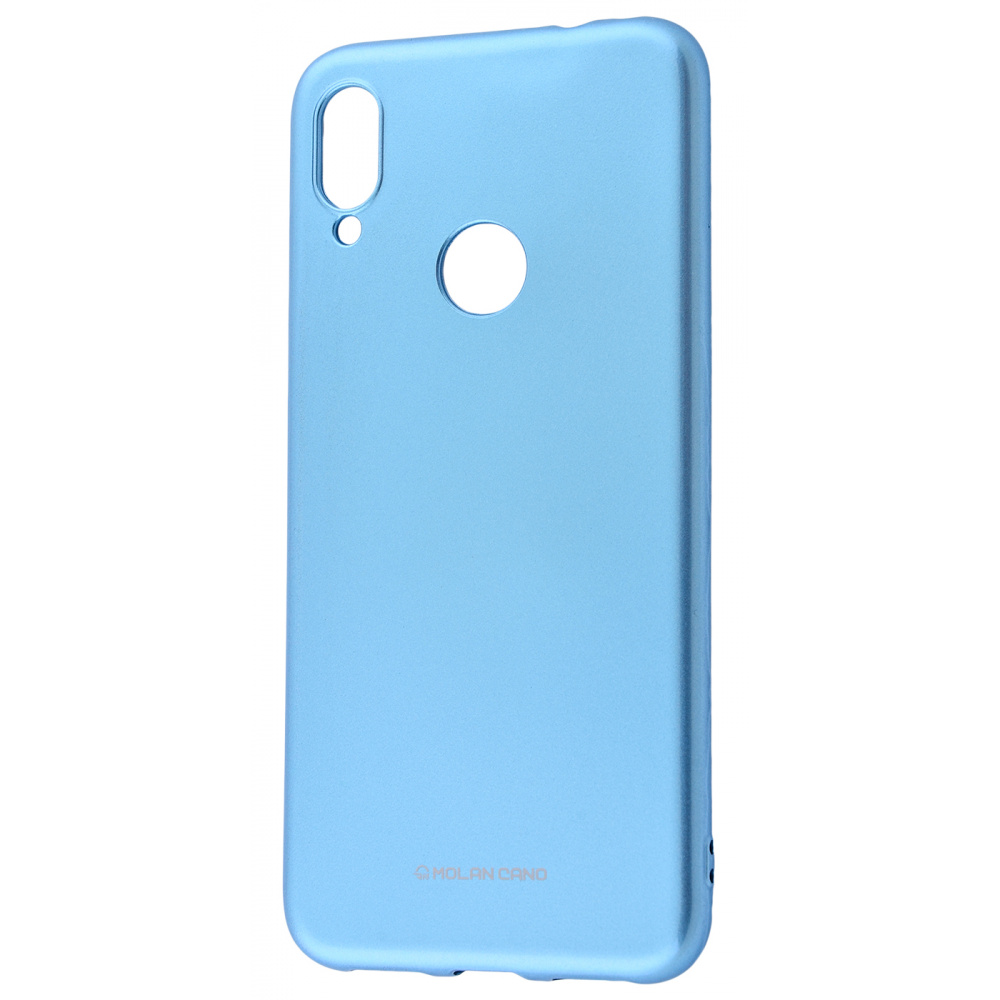 Molan Cano Glossy Jelly Case Xiaomi Mi9