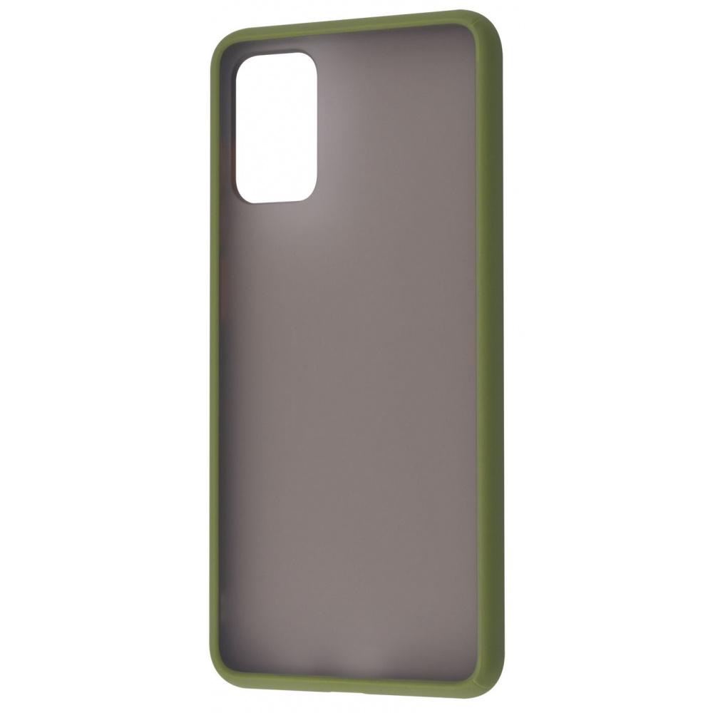 Matte Color Case (TPU) Samsung Galaxy S20 Plus (G985) - фото 2