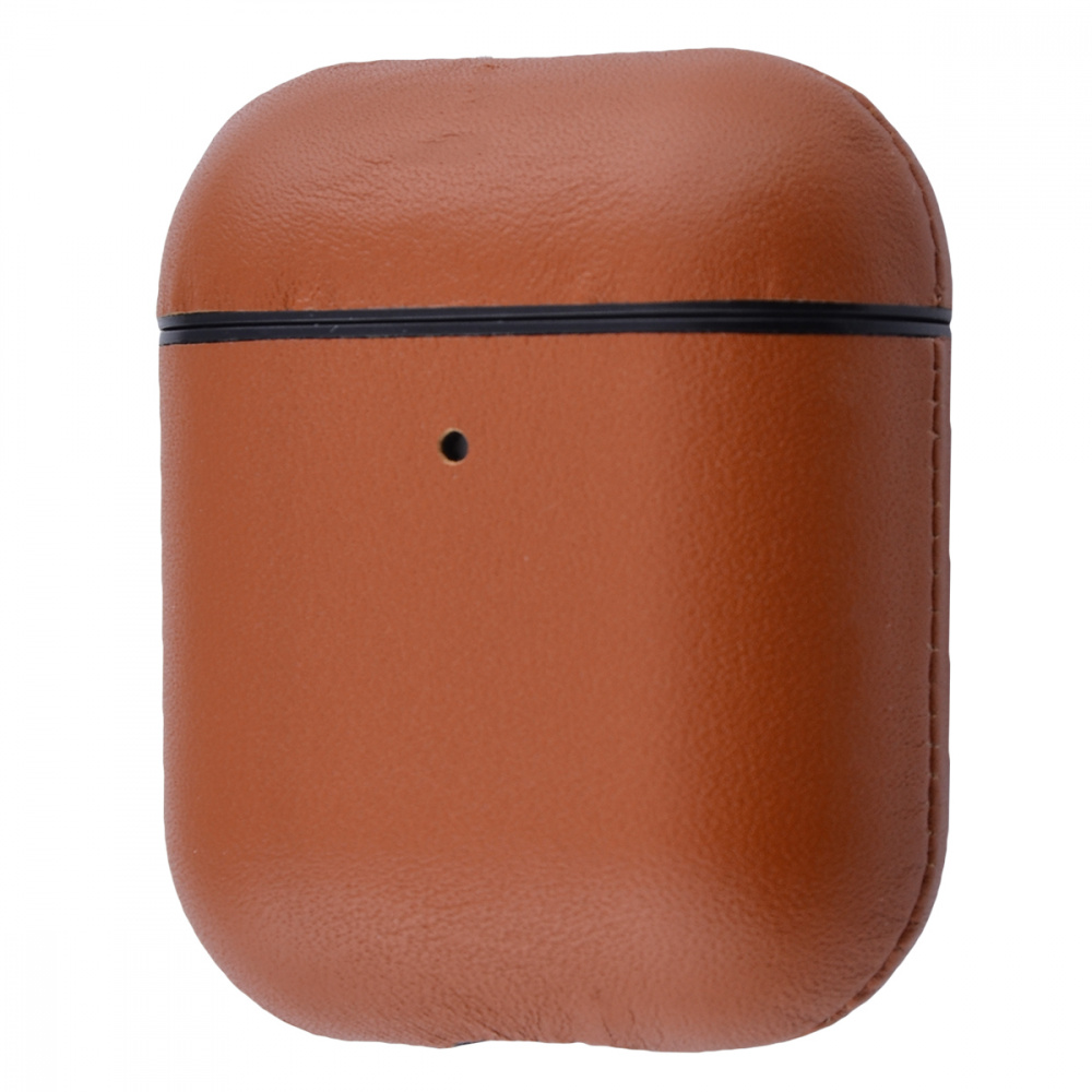 Leather Case (Leather) for AirPods 1/2 - фото 5