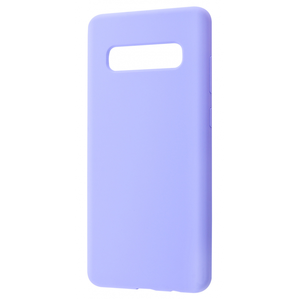WAVE Full Silicone Cover Samsung Galaxy S10 Plus (G975) - фото 10