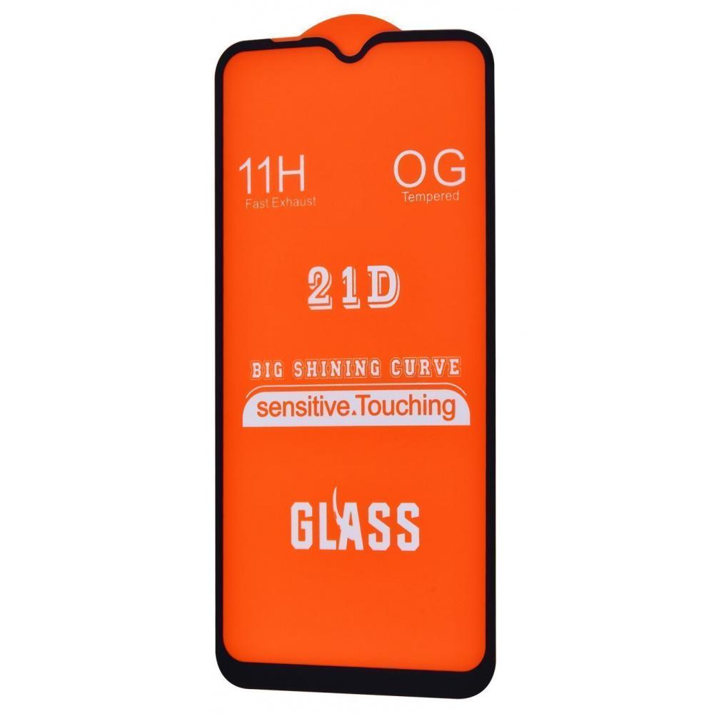 Защитное стекло colour Full Glue Samsung Galaxy A10/A10s/M10 (A105F/A107F/M105F) без упаковки