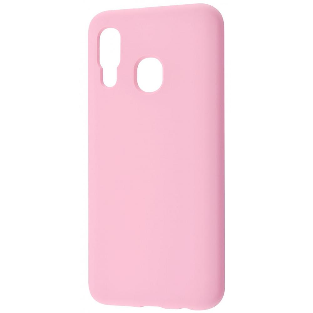 WAVE Full Silicone Cover Samsung Galaxy A40 (A405F)